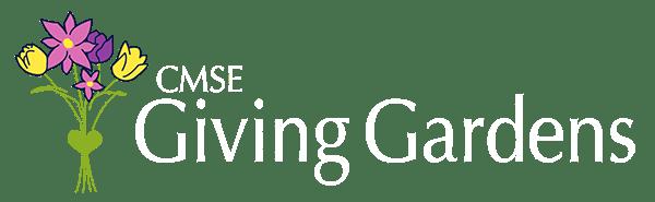 cmse giving gardens logo